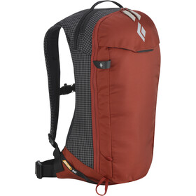 Black Diamond Dawn Patrol 15 Mochila, deep torch